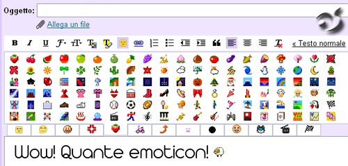 Nuove emoticon di Gmail