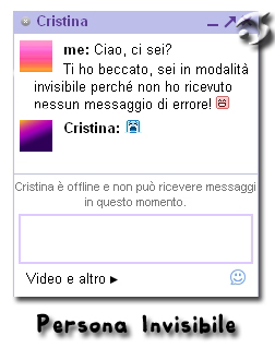 Gtalk Invisibile