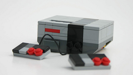 Set NES su Flickr di Arkov