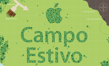 Campo estivo Apple