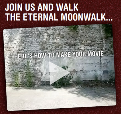Eternal Moonwalk