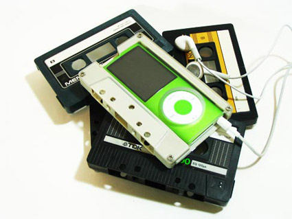 Cover iPod